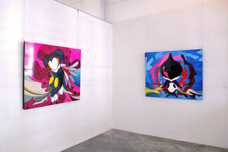 Future, Present and Past, installation view