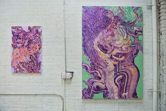 The Spirit of Gutai by Daniel Rosenbaum, installation view
