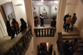 ROBERTO KUSTERLE – NEME∑I∑, installation view