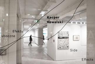 Side Effects by Kacper Kowalski, installation view