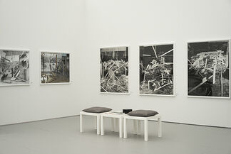 Upfor at UNTITLED. 2014, installation view