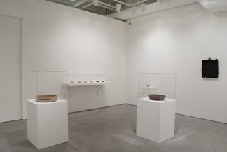 The Painted Breath, installation view