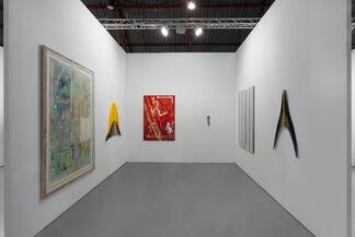 VI, VII at Art Los Angeles Contemporary 2019, installation view