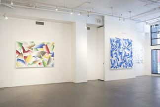 Kazumi Yoshida: Fanfare, installation view