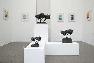 Peter Frie: Yamu, installation view