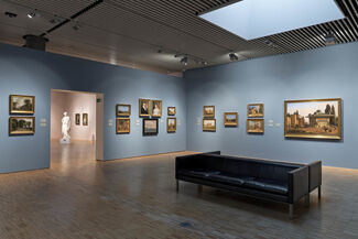 From Abildgaard to Kirkeby, installation view
