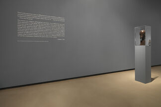 Arman the Collector: The Artist's Collection of African Art, installation view