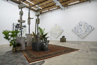 Vision of Labor, installation view