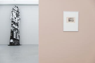 A woman's place, installation view