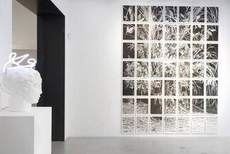 Galerie Paris-Beijing at Art Paris 2020, installation view