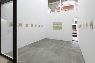 Lore Vanelslande — Cosmogram, installation view