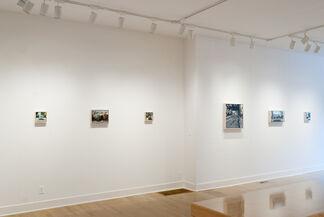 Eileen David: Recent Paintings, installation view