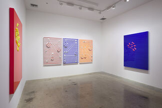 Rock Candy, installation view