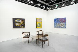 Fergus McCaffrey at Art Basel in Hong Kong 2017, installation view