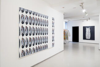 Lisa Milroy | Out of Hand, installation view