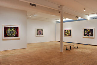 Terry Winters: Clocks and Clouds, installation view