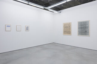 Painting / Drawing, installation view