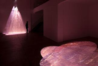 Grazia Toderi, installation view