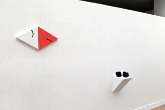 Curiosity and Method: Cornelia Baltes, Germain Hamel, Olivier Magnier, installation view