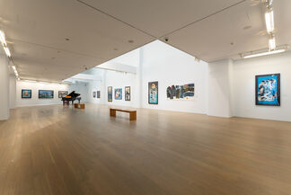 My Way in One Continuous Strand – A Retrospective Exhibition of Chu Ko, installation view