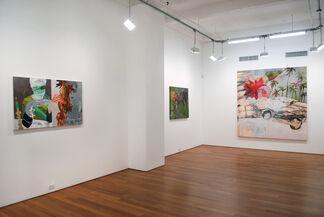 Gina Magid - Medium, installation view