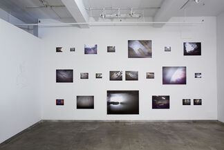 Tim Knowles: Recorded Delivery, installation view