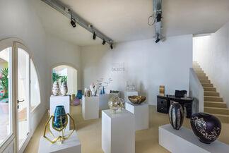 Gallery FUMI in Porto Cervo, installation view