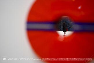 """non/(division)"" Ryo Kikuchi Solo Show, installation view"