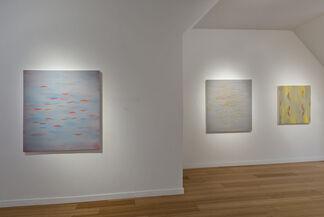 Amanda Reeves: New Paintings, installation view