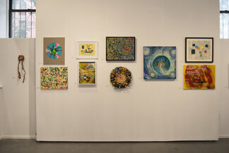 The Peaceable Kingdom, installation view