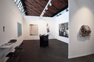 Harlan Levey Projects at Art Brussels 2018, installation view