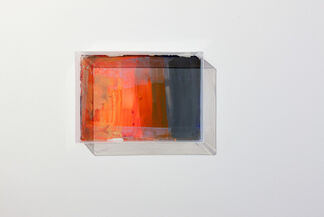 Hayley Tompkins. Technicolor Hamburger, installation view