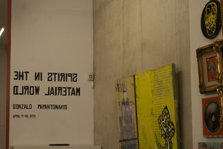 Gonzalo Papantonakis, Spirits in the Material World, installation view