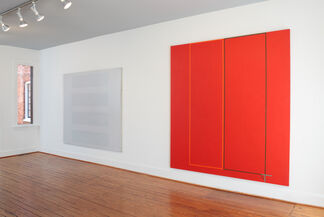 Richard Carlyon: A Network of Possibilities, installation view