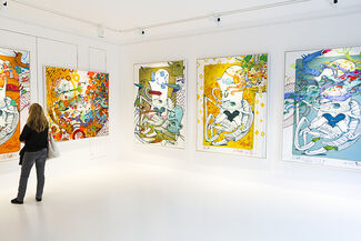 Alëxone Dizac - Cornelius Spaziergang, installation view