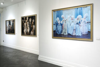 Decadence, installation view