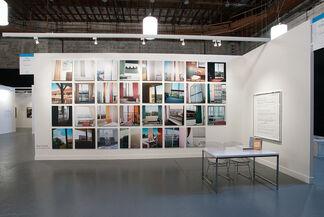 LAM Gallery at Paris Photo Los Angeles 2015, installation view