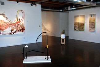 """""""Trending: New Talent from Northern California and Nevada"""", installation view"""