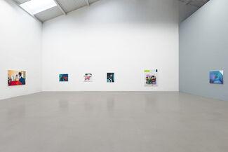 Akos Birkas: Der Schatten des Anderen, installation view