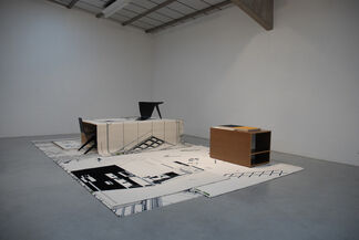 Deweer Gallery at Art Cologne 2015, installation view