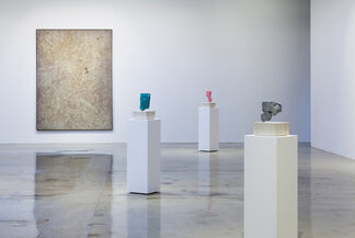 Michael Staniak – Solid State, installation view