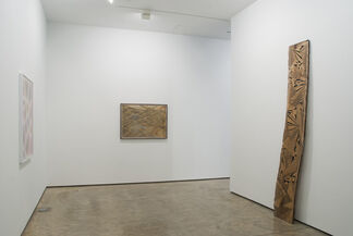 Jason Middlebrook: Line over Matter, installation view