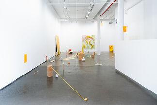 Tense, installation view
