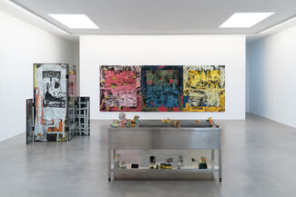 Pablo Tomek 'Lost Property', installation view