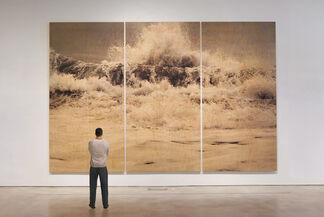 Clifford Ross: Light | Waves, installation view