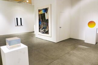 Peter Blake Gallery at Expo Chicago 2015, installation view