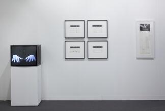 Kadel Willborn at Art Basel 2015, installation view
