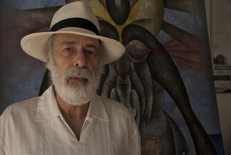 Mythology of the Erotic - Juan Moreira, installation view