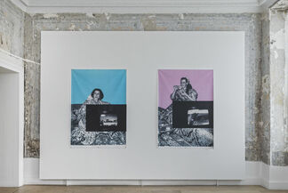 'Carte Blanche to Nil Yalter', installation view