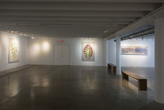 Sublimation: Ancestral Patterns, installation view